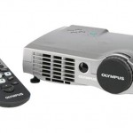 Olympus, a New Player in the Projector Market