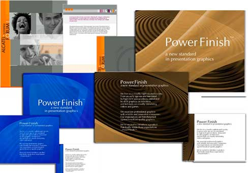 PowerFinish PowerPoint Templates