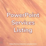 PowerPoint Services Listing