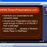 New Presentation Streaming Software