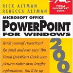 Visual Quickstart Guide Microsoft Office PowerPoint 2003