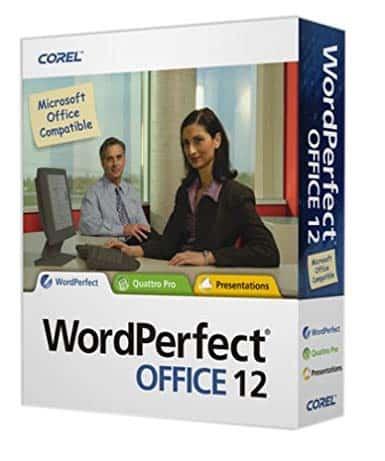 WordPerfect Office 12
