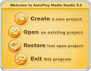 PowerPoint and AutoPlay Media Studio 5