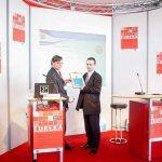 Kurt Dupont gets EMA Award