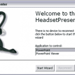 HeadsetPresenter