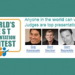 SlideShare World's Best Presentation Contest