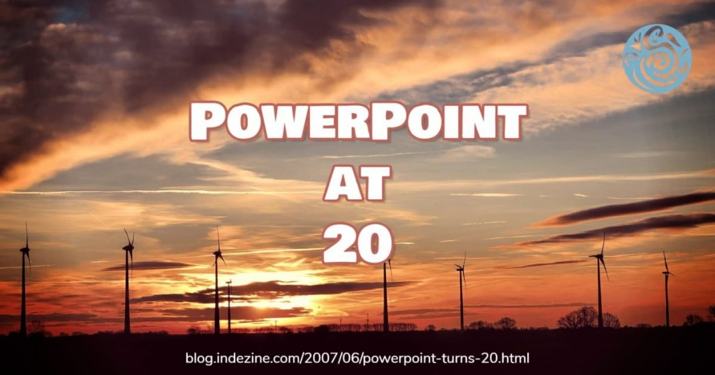 PowerPoint at 20