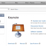 Where's Your Apple Keynote Manual?