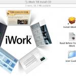 iWork Install