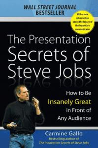 The Presentation Secrets of Steve Jobs