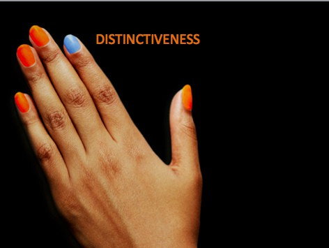 Distinctiveness - Carmen Taran at the Presentation Summit 2011