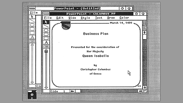 Design for PowerPoint 1.0 for Windows 2.0