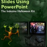 Indezine Halloween PowerPoint Kit