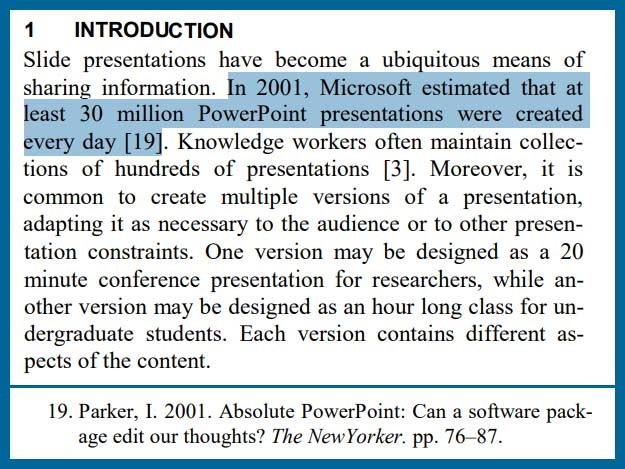 Microsoft Research paper