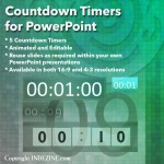 Countdown Timers for PowerPoint - Shorter