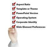 Checklist for Creating Presentations