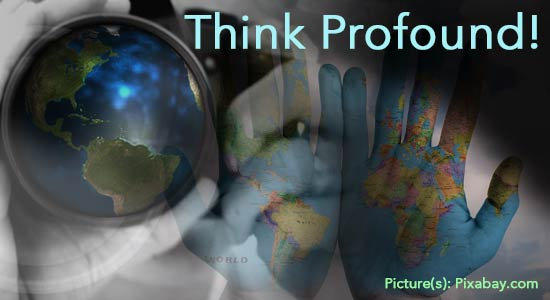 Clichés: Globe Pictures in PowerPoint