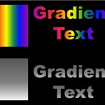 Gradient Fills for Text in PowerPoint 2013 for Windows