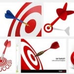 Clichés: Target and Dart Pictures in PowerPoint