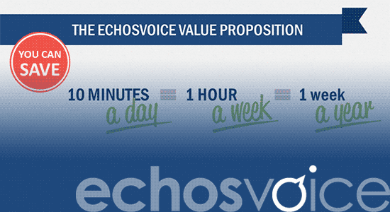 Presentation Summit 2015 - Echo's Voice