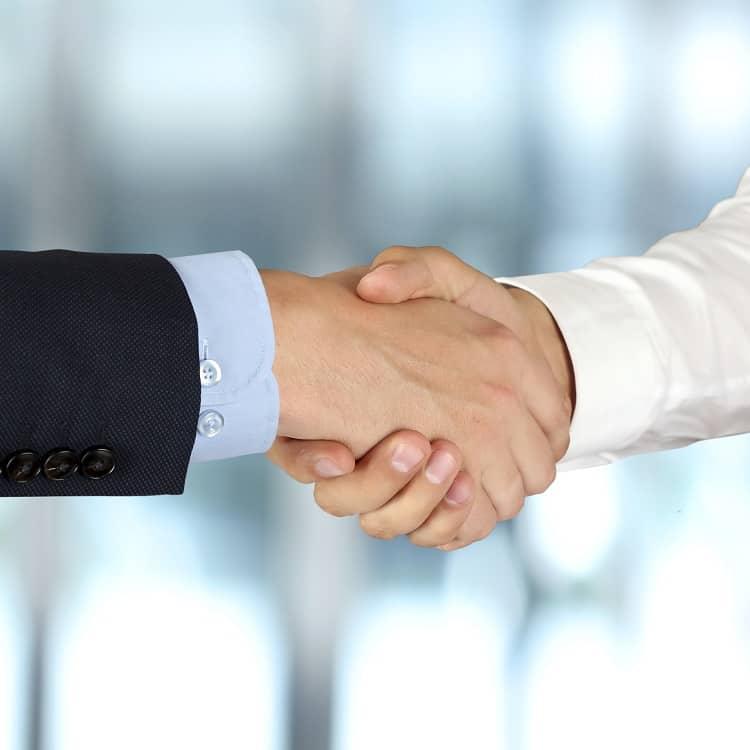 Pickit iStock Handshake
