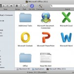 Locate PowerPoint 2011 for Mac