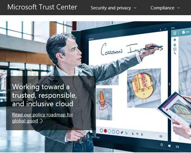 Trust Center in PowerPoint 2010 for Windows