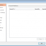 Trust Center Settings in PowerPoint 2013 for Windows