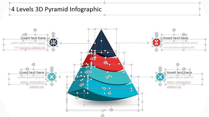 Pslides 4 Levels Pyramid