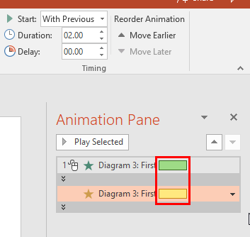 Apply Two or More Animations to One Object at the Same Time in PowerPoint