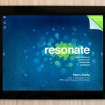 Resonate on iPad: A Book That's Now Become an Experience