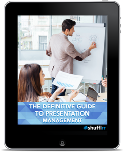 Definitive Guide to Presentation Management