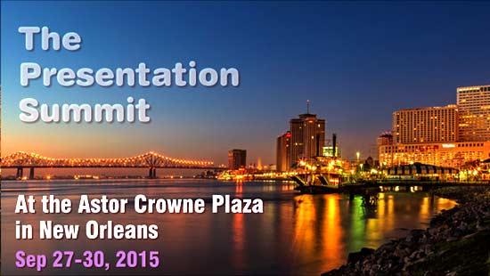 Presentation Summit 2015