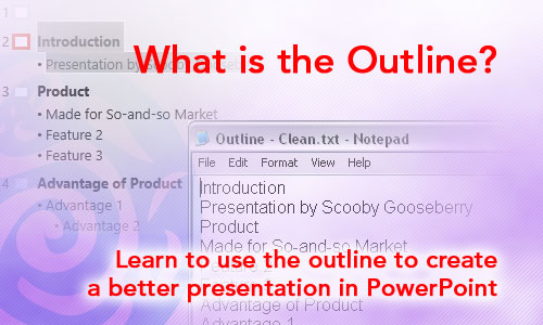 What is the Outline?
