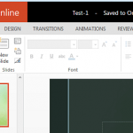 Share PowerPoint Presentations on Social Sites (Facebook, Twitter, and LinkedIn) using OneDrive