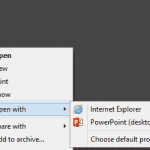 Locate PowerPoint 2016 for Windows