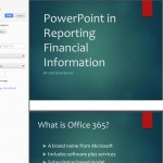 Print in PowerPoint Online