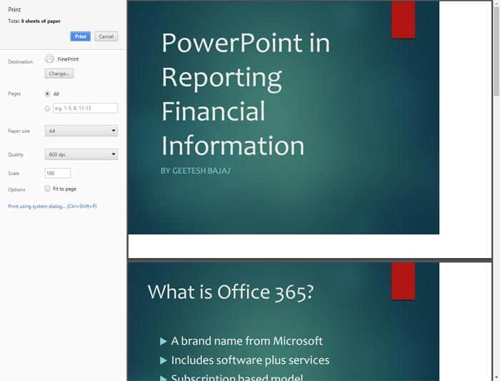 PowerPoint and Presenting News: October 31, 2017