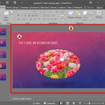 Slide Area in PowerPoint 2016 for Windows