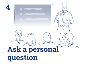 Ask a personal question