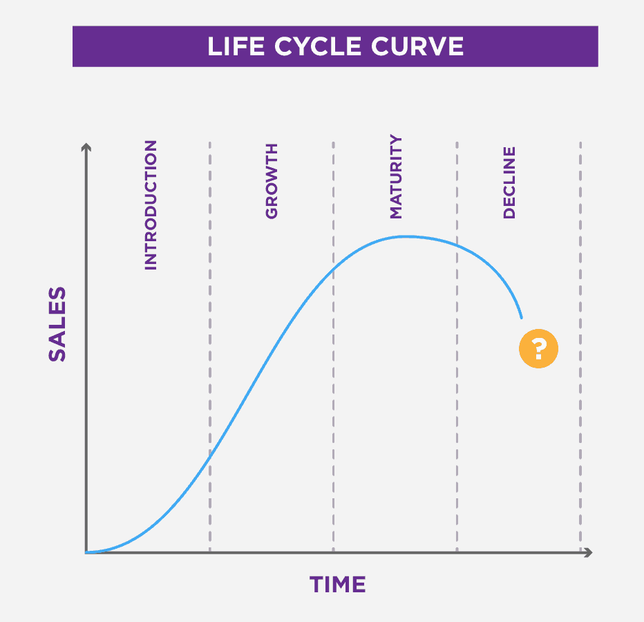 Synapsis Life Cycle Curve