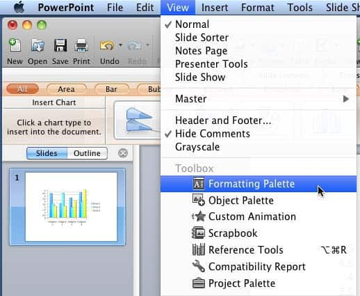Saving Themes In PowerPoint, Word, and Excel 2008 for Mac
