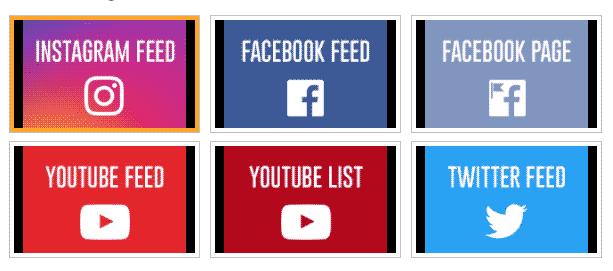 Emaze Social Widgets