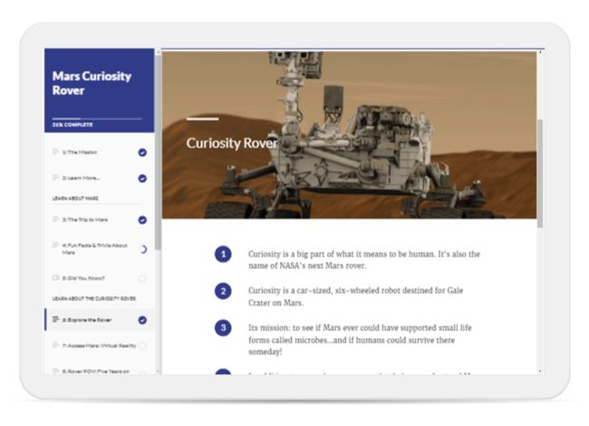 Mars Rover Demo