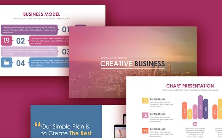 10 inspiration ideas for outstanding business presentations templatemonster 66272 toneelgroepblik Image collections