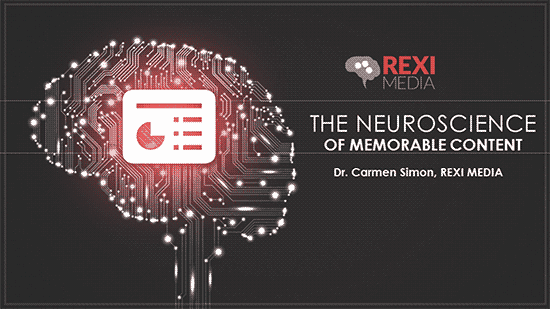 The Neuro-Science of Memorable Content