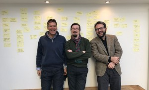 Hypersay: Conversation with Paul Balogh, Cristian Dinu, and Brian Daly