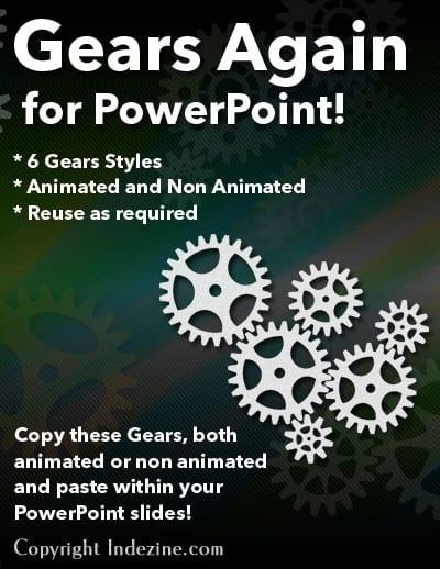 PowerPoint Animation: Gears Again
