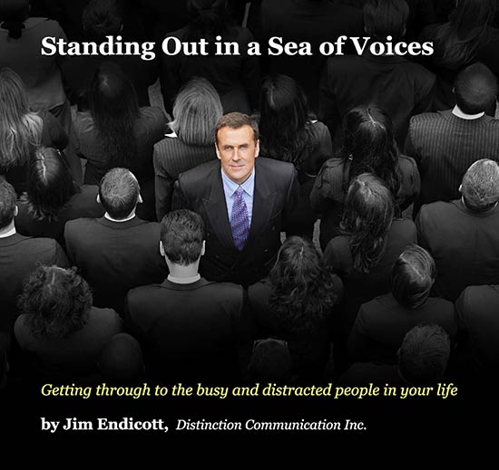 Standing Out in a Sea of Voices