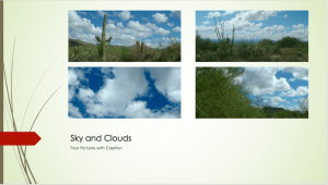 Working with Picture Slide Layouts in PowerPoint 2016 for Mac